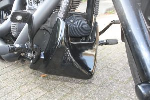 FXDF fatbob standard fairing kit AND THE 2x tone fairing kit
