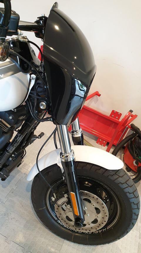 FXDF FATBOB ROCKET FAIRING AND 2x TONE FAIRING KIT